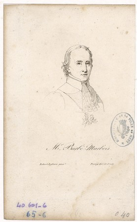 M. Barbé-Marbois