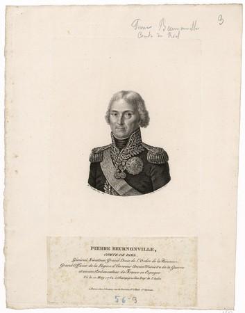 Pierre Beurnonville : comte de Riel