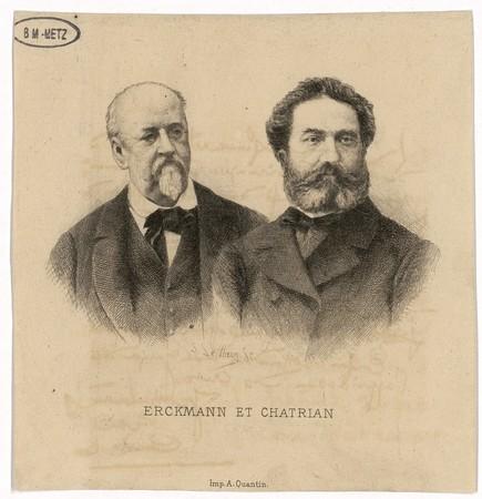 Erckmann et Chatrian