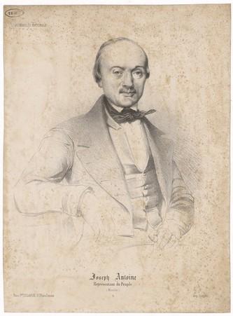 Joseph Antoine : représentant du peuple (Moselle)