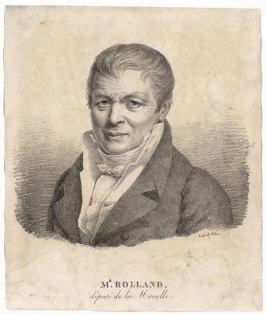 M. Rolland : député de la Moselle