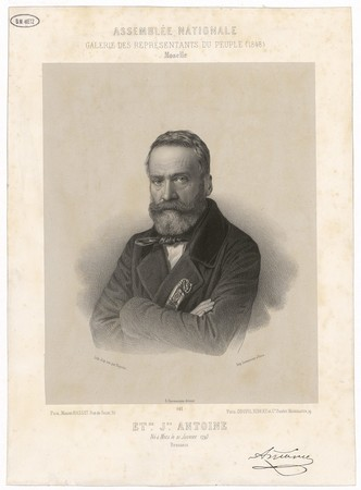 Etienne Joseph Antoine