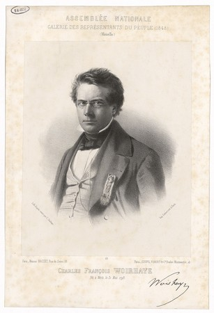 Charles François Woirhaye