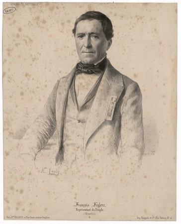 François Leclerc : représentant du peuple (Meurthe)