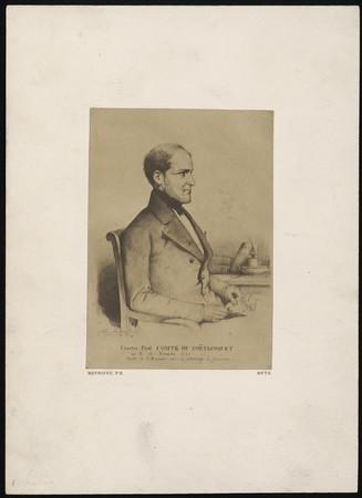 Charles Paul : comte du Coëtlosquet