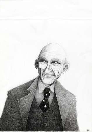 [Robert Schuman : portrait]