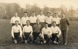L'équipe du cercle athlétique messin
