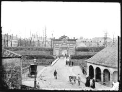 La porte Saint-Thiébault