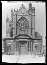 Le portail de Blondel, 1895