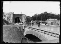 L'ancienne porte Serpenoise