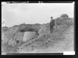 Fort de Douaumont vers 1920