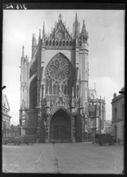 Le portail de Tornow vers 1930