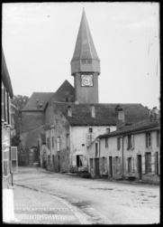 Eglise fortifiée d'Ancy-sur-Moselle