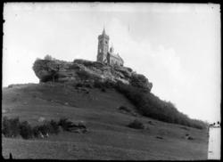 Rocher de Dabo, la chapelle dédiée à Léon IX