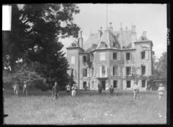 Château d'Urville: Courcelles-Chaussy