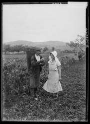 Vendangeurs (entre Corny et Jouy-aux-Arches)