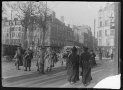 La rue Serpenoise avant 1918