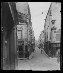 Rue Taison après 1918