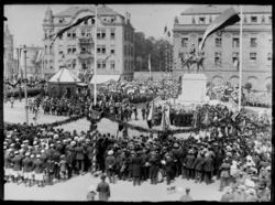 [Venue de Guillaume II à Metz en 1903]