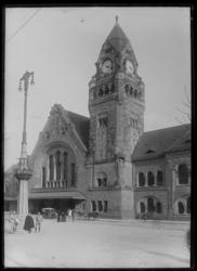 [Gare de Metz]