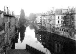 [Vue depuis la rue du Pont Saint-Marcel]