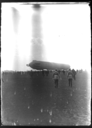 [Zeppelin à Frescaty]