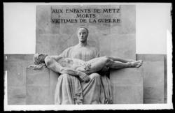 Monument aux Morts de la ville de Metz