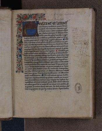 Recueil : M. Gaspari de Sarnana secretum papale…
