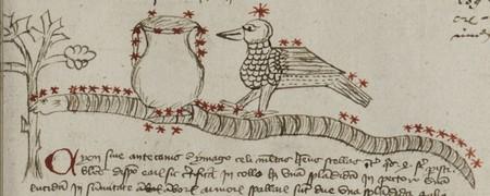 Constellations de l'Hydre mâle, de la Coupe et du Corbeau