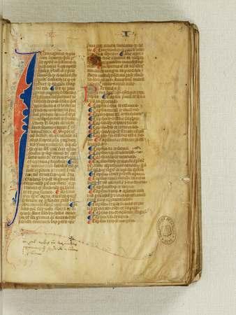 Recueil de cinq manuscrits médicaux