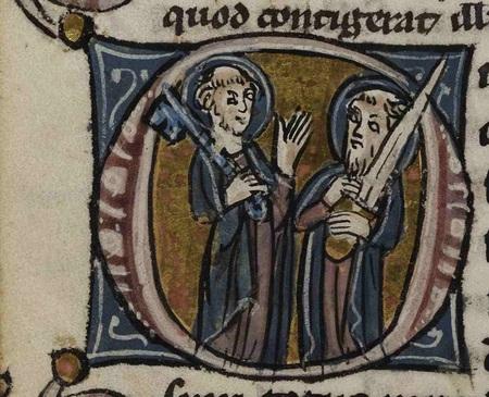 Saint Pierre et Saint Paul de Tarse