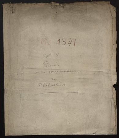 Archives de l'Académie nationale de Metz. Volume 5: Partie de la correspo…
