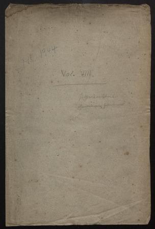 Archives de l'Académie nationale de Metz. Volume 8: Agriculture. – Questi…
