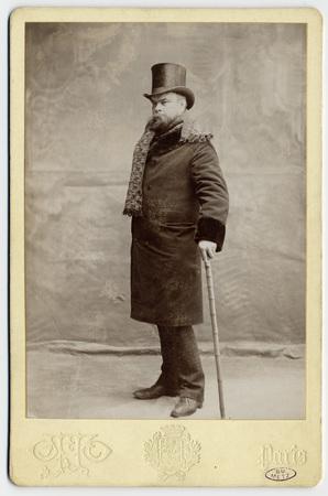 Portrait de Verlaine