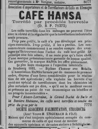 Café Hansa