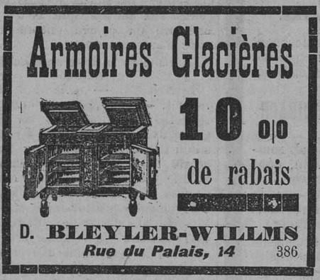 Armoires glacières
