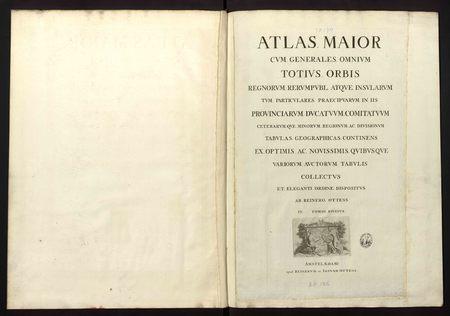 Atlas Maior. Tome 25