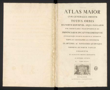 Atlas Maior. Tome 27 Partie 2
