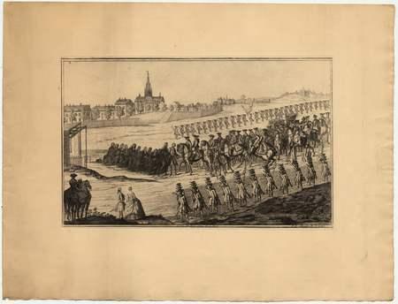 Entrée du Roy Louis XV à Metz