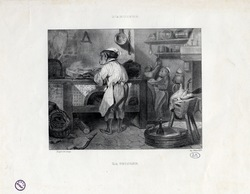 L'artiste – La cuisine