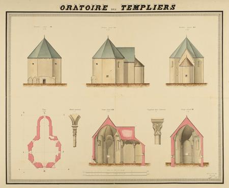 Oratoire des Templiers