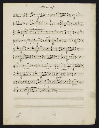 Symphonie en ut mineur
