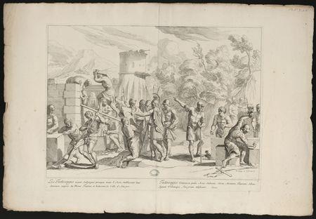 Les Tectosages bâtissent la ville d'Ancyre