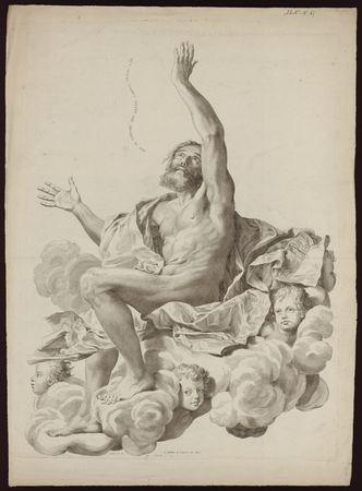 [Le Christ avec quatre anges]