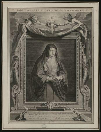 Isabelle Claire Eugénie, infante d'Espagne