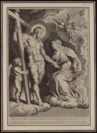 L'intercession de la Vierge