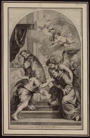 Mort de saint Bonaventure