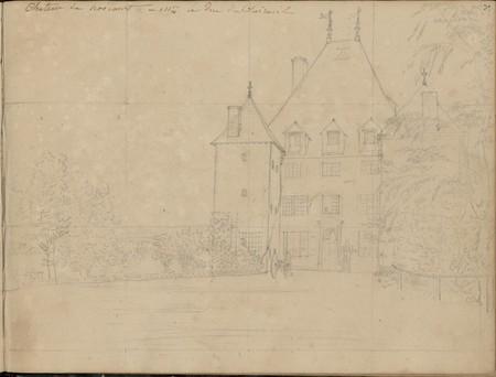 Château de Houécourt à M. le Duc de Choiseul