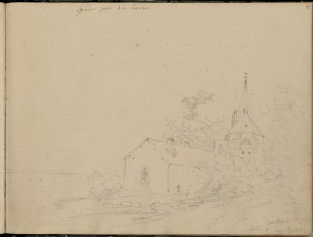 Eglise près du Havre, Gonfreville église d'[?]