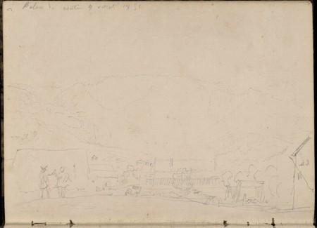 Ballon de Comté, 9 août 1851